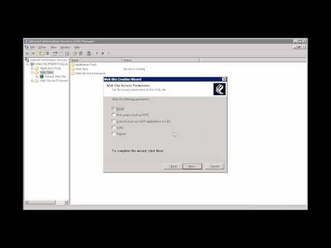Generating (CSR) Certificate Signing Request In Microsoft IIS 5/6