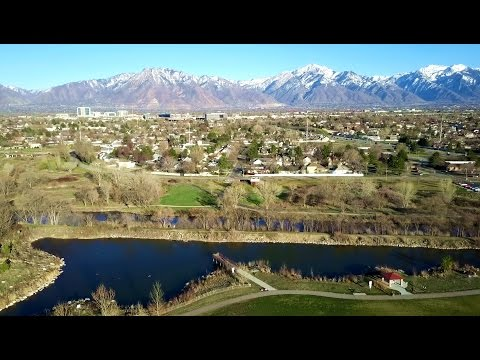 Spring Break Fishing | DJI Mavic Pro | Salt Lake City, Utah