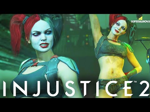 THE SEXIEST HARLEY QUINN GEAR! - Injustice 2
