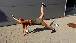 5 MIN BODYWEIGHT WORKOUT BY SIMI SLOTOVA