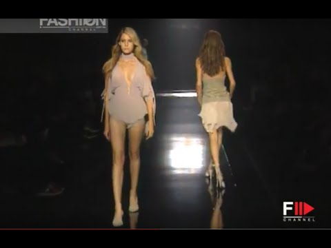 COSTUME NATIONAL Full Show Spring Summer 2004 Paris by Fashion Channel