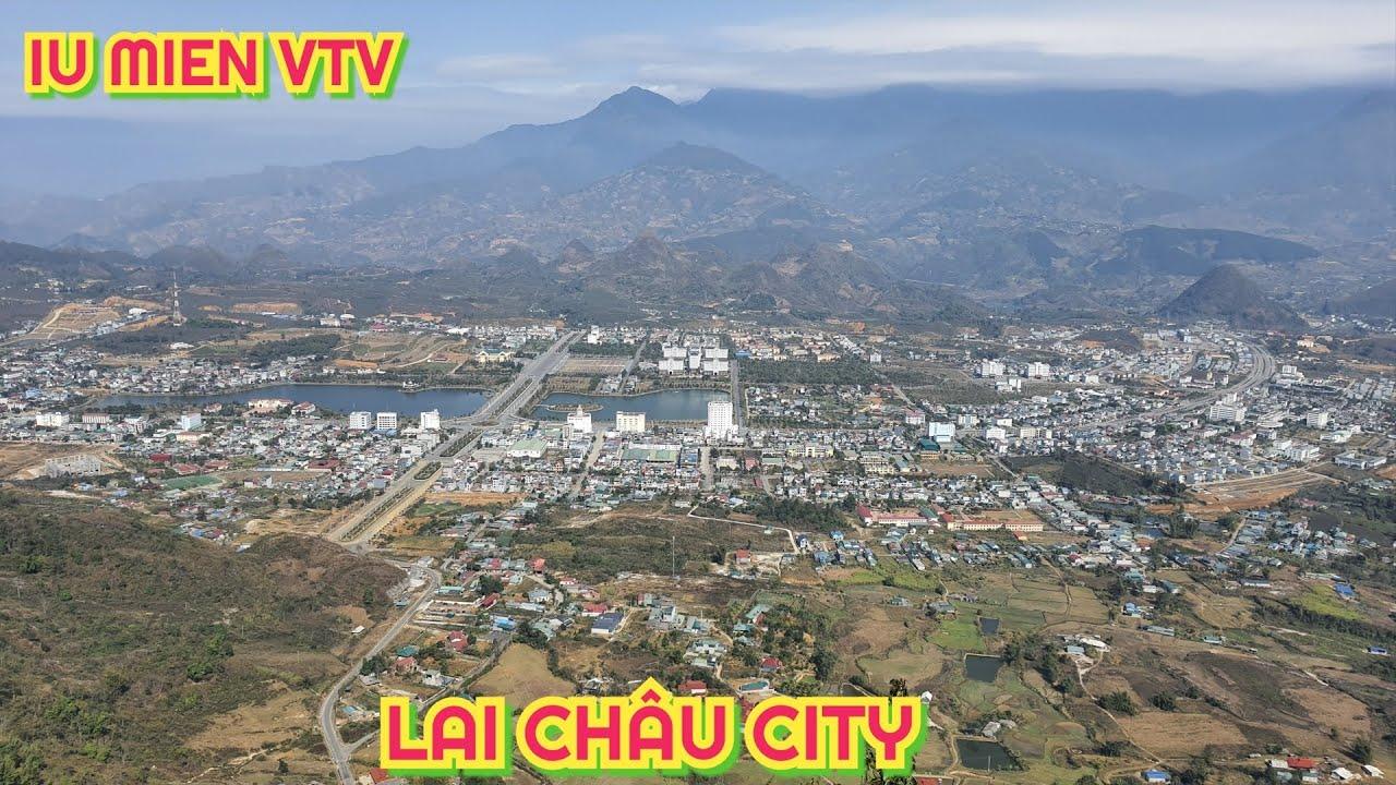 Iu Mien/ Marvel At The Beauty Of Lai Chau City | Iu Mien VTV
