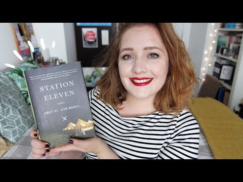 Station Eleven  End of the World Book Club.
