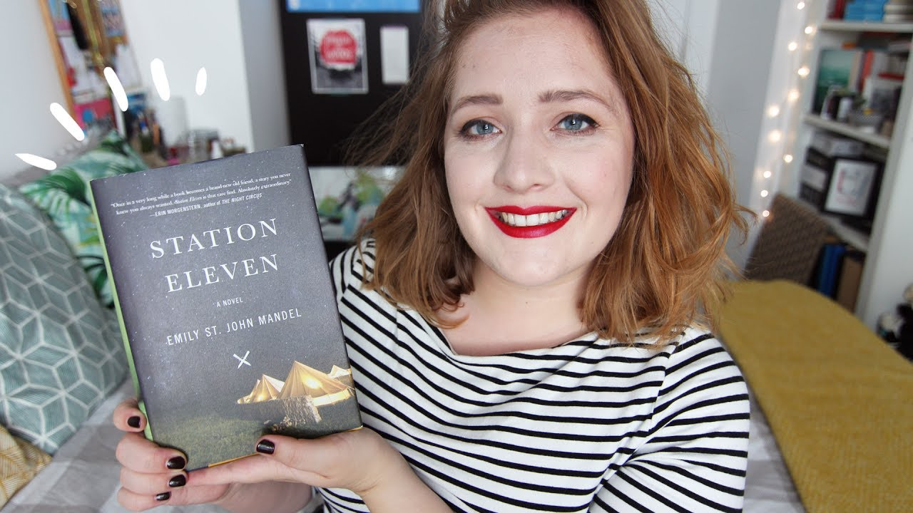 Station Eleven  End Of The World Book Club
