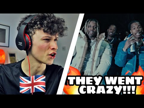 FINESSE OUT THE GANG WAY – LIL DURK ft LIL BABY (Reaction)