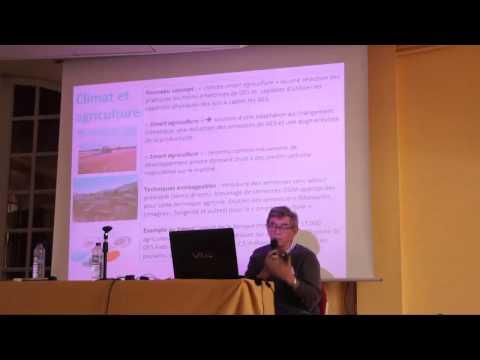 Biodiversité et économie verte avec Michel Marchand