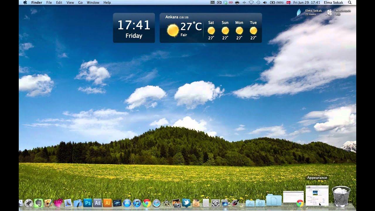 live wallpaper for mac app review elma sokak youtube