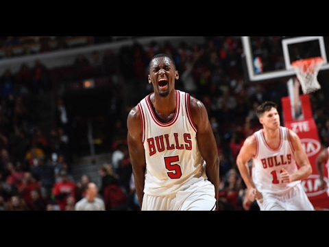 Bobby Portis vs Celtics (16/02/2017) - 19 Pts, 8 Rebs, 8-13 FGM, Off The Bench!