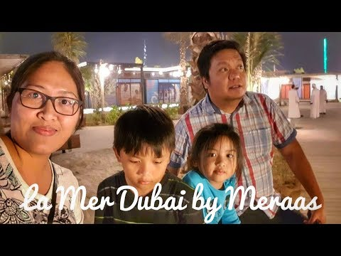 La Mer - Coolest New Place In Dubai To Hang-Out