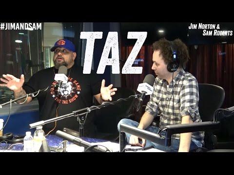 Taz - The Taz Show, Radio Industry, D-Bag Beef, Soundboard Fun - Jim Norton & Sam Roberts