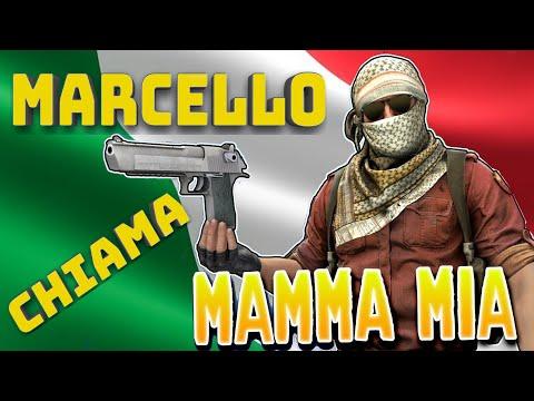 MAMMA MIA MARCELLO CHIAMA ... 📞