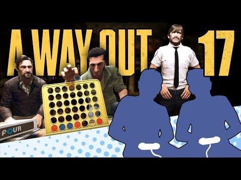 A Way Out - PART 17 - The Worst Plan Yet - Let's Game It Out |
