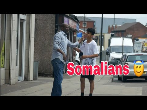 Why Somalis are the Nicest People on Earth ~ باشترین قهوم لهسهر زهوی
