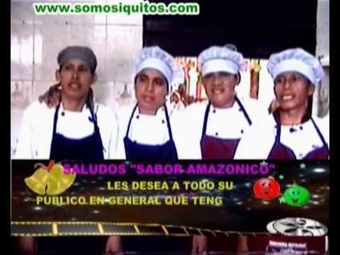 Saludos Sabor Amazónico