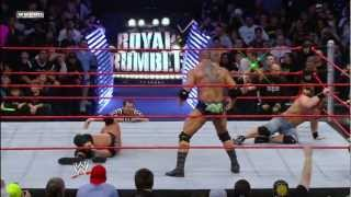2008 royal rumble mach