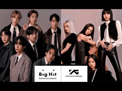 YG&BigHit confirmed cooperation: Will BP appear on Weverse, Will BTS's album be distributed by YG?