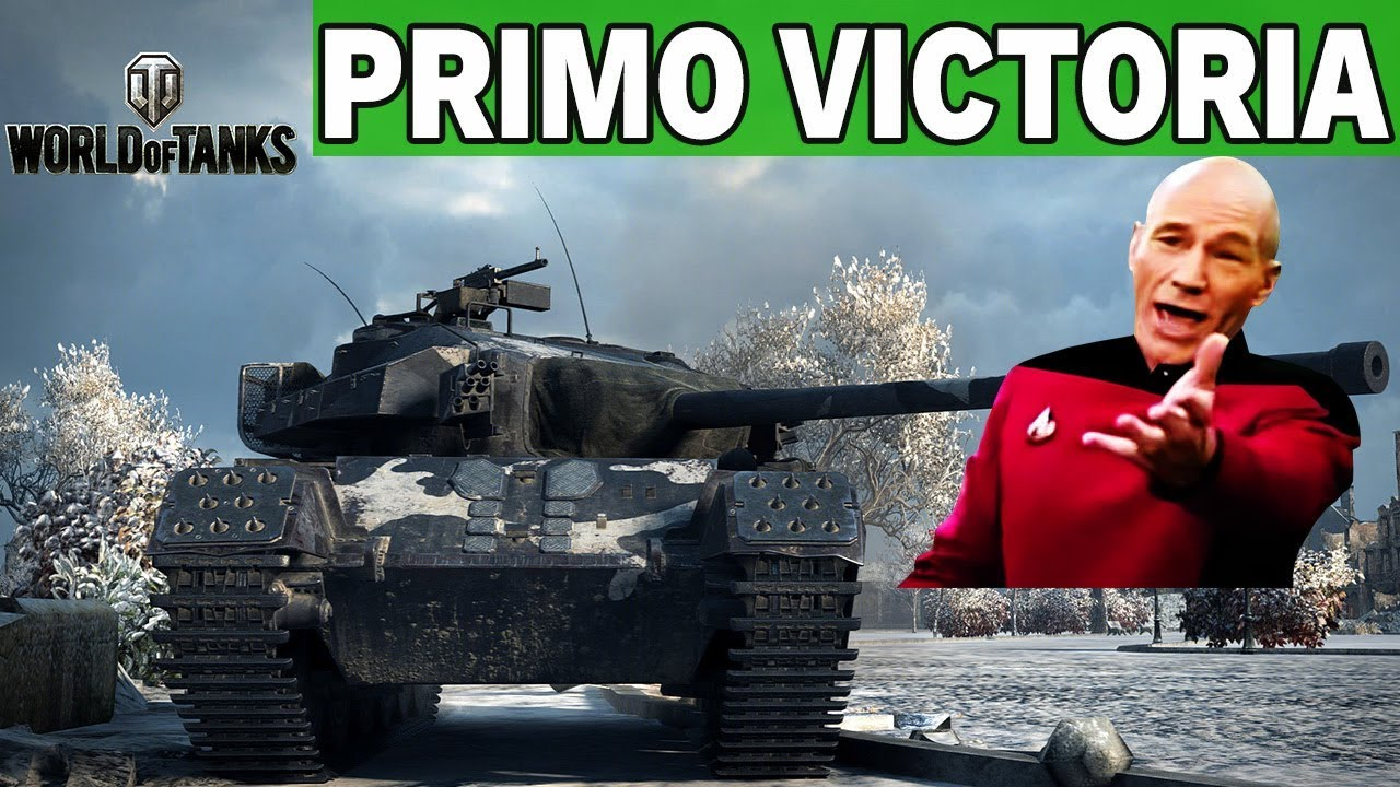 PRIMO VICTORIA – KALENDARZ ADWENTOWY  – World of Tanks