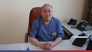 Отчет главврача Якутской клинической больницы о состоянии больных коронавирусом на 31 марта