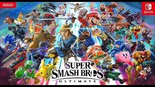 LIVE | Playing Super Smash Bros Ultimate Online