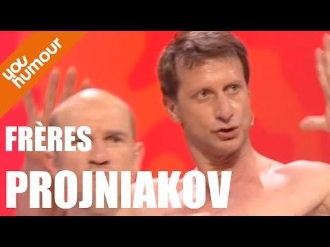 LES INDESIRABLES, Les frères Projniakov