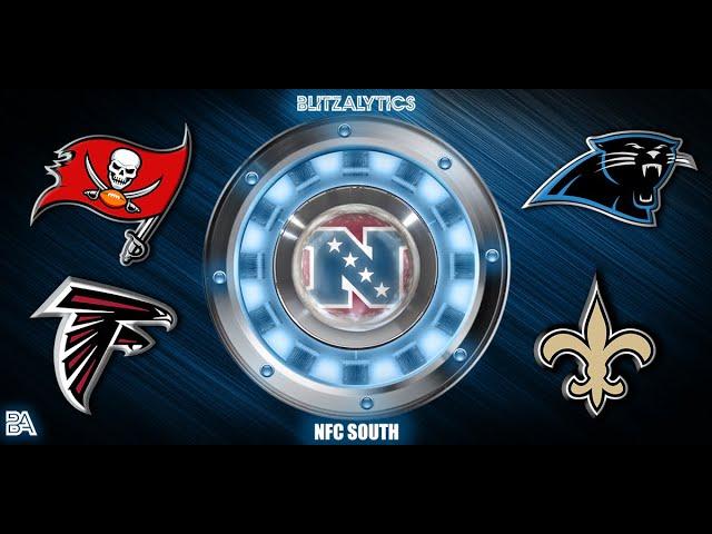 2020 NFC South Draft Grades | Blitzalytics NFL Draft Series
