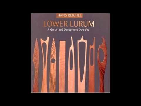 Hans Reichel ' Lower Lurum '