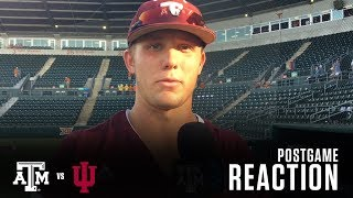 Baseball: Indiana Postgame | Seely, DeLoach, Helman 6.1.18