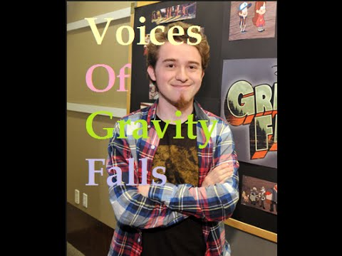 Voices of Characters in Gravity Falls streaming vf