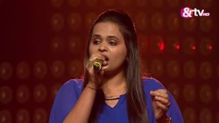 Meghana Bhat - Hai Rama | The Blind Auditions | The Voice India 2