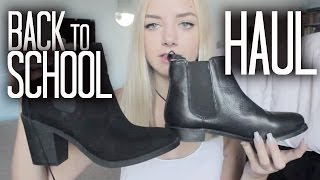 Back to School Clothing Haul 2014 | Maddi Bragg Thumbnail
