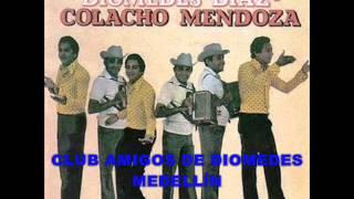 04 QUE ME MATE EL DOLOR - DIOMEDES DÍAZ & COLACHO MENDOZA (1980 TU SERENATA)
