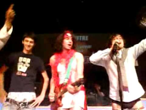 Cutre La gare 13/12/08 Karaoke Stronzo