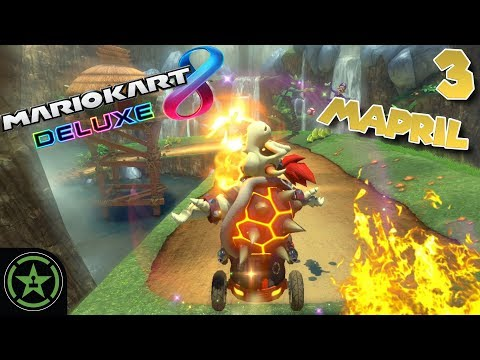 Let's Play - Mario Kart 8 Deluxe: Mario Kart Mapril (#3)