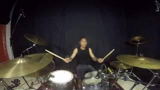 DADALI cinta jangan kau pergi Drum Cover