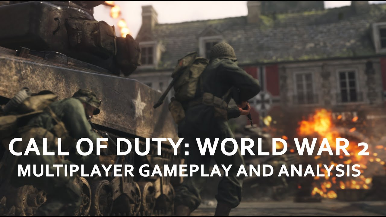PC Players Are Getting An Open 'Call Of Duty: World War 2