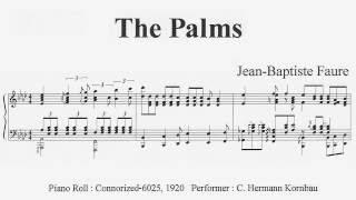 Jean-Baptiste Faure : The Palms (1920)