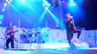 Iron Maiden - The Prisoner - live @ Verizon Wireless Amphitheatre - Irvine, CA - 9th August 2012
