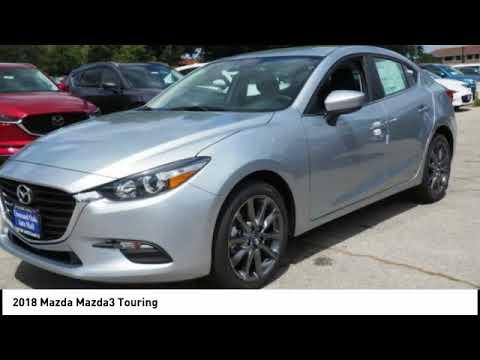 2018 Mazda Mazda3 Thousand Oaks CA M8237