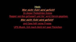 Farid Bang - Ich will Beef Lyrics (aus dem Album DLTDL)