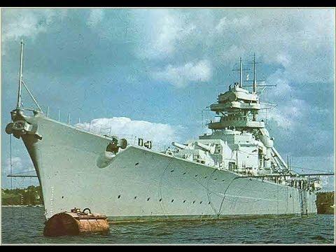 Die letzte Fahrt der Bismarck | Deutsch (1960)