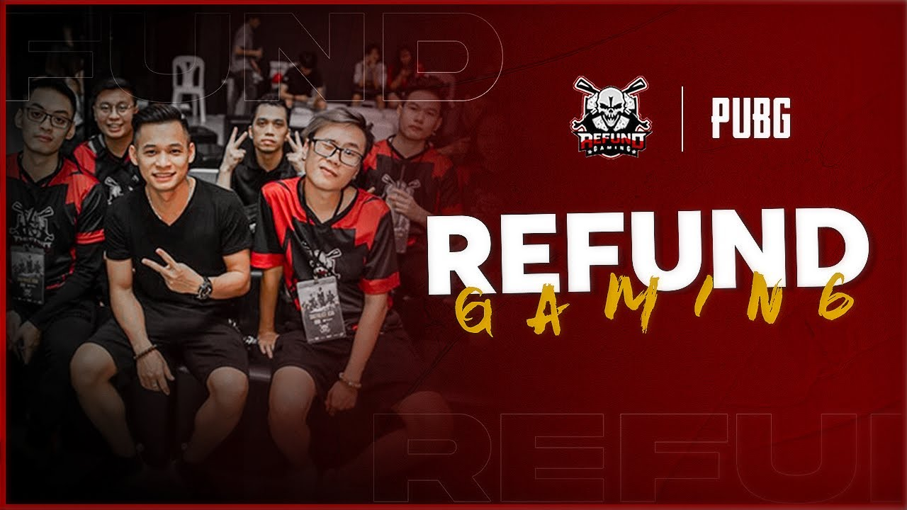 "REFUND GAMING – ""Save the best for last"" 