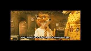 Fantastic Mr Fox Tribute - Wes Anderson