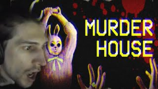 NEW PUPPET COMBO SCARY GAME! - MURDER HOUSE