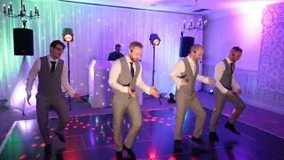 THE BEST GROOMSMEN DANCE EVER!!!  - NSYNC, Backstreet Boys, Beyonce