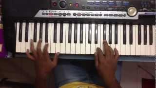 Pavitra aatma...on keyboard Victor benjamin