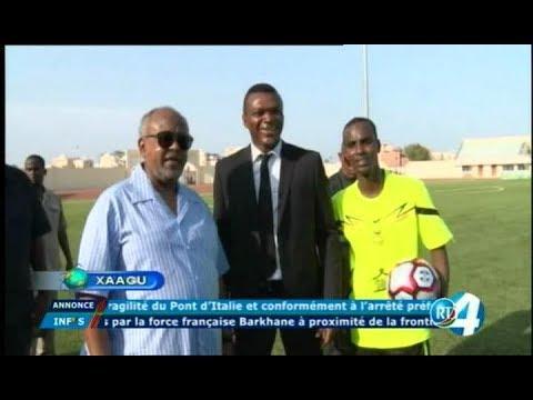 Télé Djibouti Chaine Youtube : JT Somali du 16/09/2017