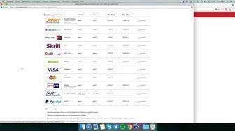Tipico Zahlung - Zahlungsmethoden bei Tipico