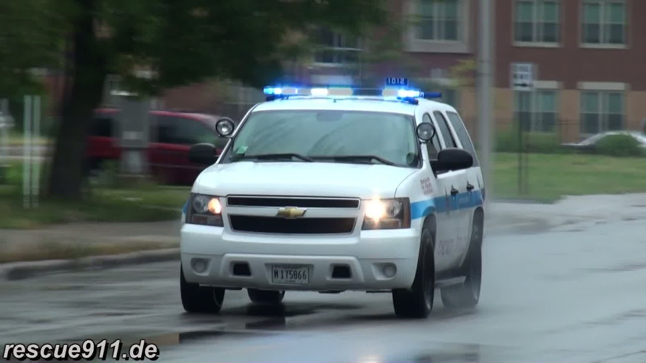 Chicago Police Car Cpd Youtube