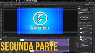 Tutorial - Como Crear una Intro (animacion) en Photoshop cs6 (PARTE 2)