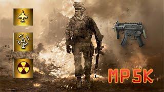 MW2 NUKE AVEC TOUTES LES ARMES ÉPISODE 10 : LE MP5K
